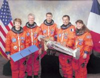 STS- 93 Official NASA Crew Portrait